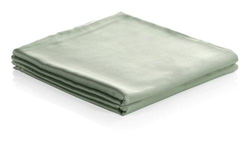 100% Bamboo Pillow Cases- Standard/Queen (Sage Green) front-651978