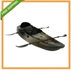 90157 Lifetime Camo Sport Fisher Kayak