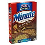 Minute Brown Rice 10 minute Instant Whole Grain Rice 14 oz
