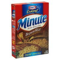 Minute Rice Whole Grain Brown Rice - 14 oz (Smothered Chicken Rice compare prices)