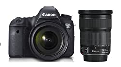 Canon EOS 6D 24-105mm F3.5-5.6 IS STM - New Launch