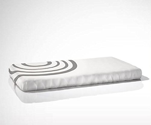 Nook Sleep Systems Misty Fitted Crib Sheet Ripple FIT-RPL