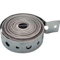 Galvanized Pipe Strap, 3/4