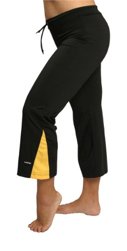 Gym Yoga Workout Fitness Running Cycling Capri Pants y