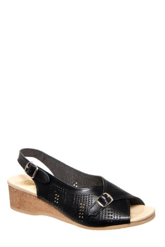 Worishofer 562 Low Wedge Slingback