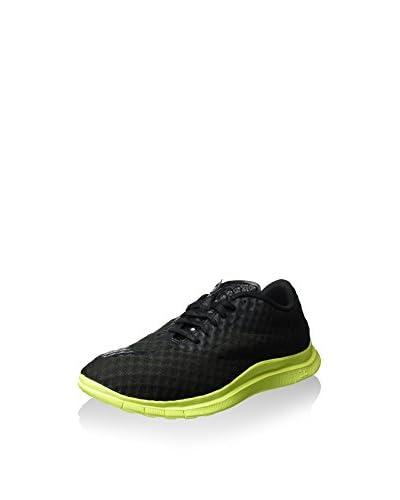Nike Zapatillas Free Hypervenom Negro / Blanco