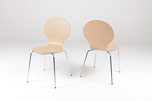 Stapelstuhl-Bistrostuhl-Stuhl-Esszimmerstuhl-Kchenstuhl-Design-Metall-Holz-stapelbar-sehr-belastbar-Marcus-Buche