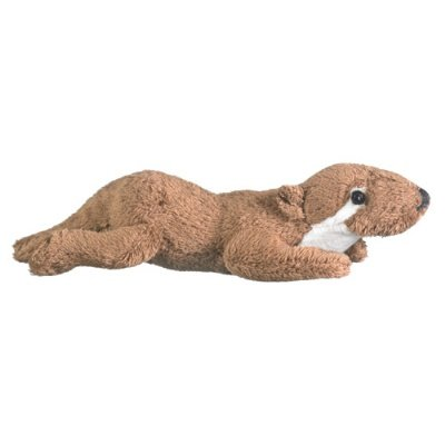 River Otter Plush (Small of the Wild)