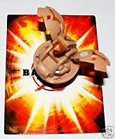 Bakugan Special Attack Spin Ravenoid Tan Factory Sealed [Toy] - 1