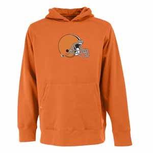official photos 5664b ec8b7 Buy NFL Mens Cleveland Browns Signature Hooded Sweatshirt ...