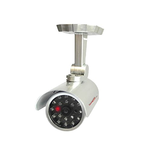 Vangold Dummy Ir Camera With Detector Sensor And Led Flash Light