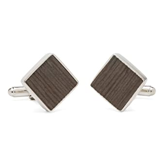 Tokens & Icons Collegiate Stadium Seating Cufflinks (57-Collegiate-P) by Tokens & Icons