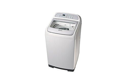 Samsung WA62H4200HY/TL Top-loading Washing Machine (6.2 kg, Light Grey)