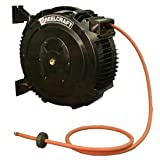 Retractable, 1/2 X 50ft, 138 Psi, Air/Water With Hose