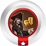 Disney Infinty Pirates of the Caribbean Jack Sparrow Pieces of Eight Power Disc