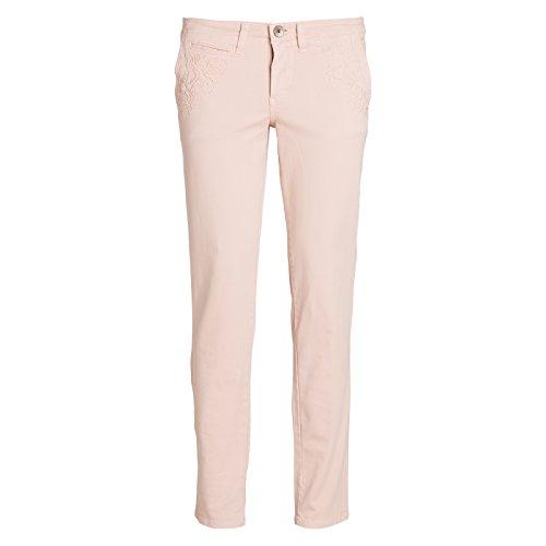 Guess Berta Chino, Pantaloni Donna, Beige (Sunset Peach/Rouge), (Taglia Produttore:29)