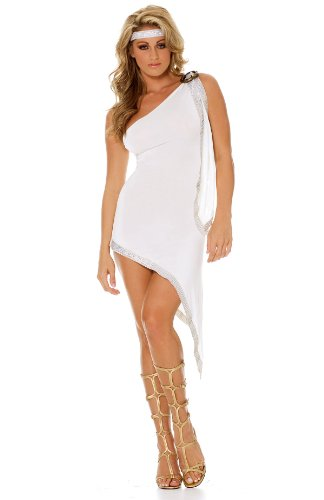 Elegant Moments SB EM-9974, Greek Goddess 2PC Costume