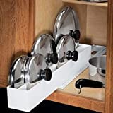 Lid Maid Pot/Pan Lid Organizer