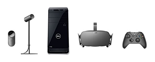 Oculus Rift + Dell Oculus Ready XPS 8900 Desktop PC Bundle [Discontinued by Manufacturer]