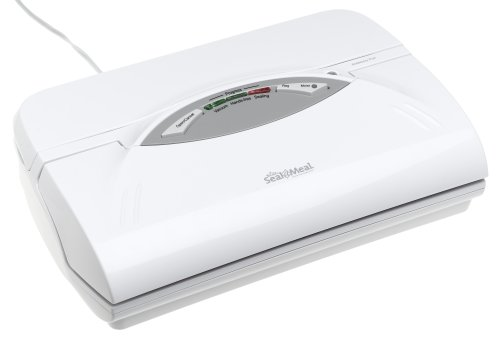 Seal-A-Meal VS230 Vacuum Food Sealer, White (Rival Vs 230 compare prices)