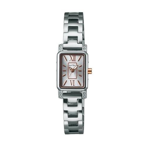 [エンジェルハート]Angel Heart 腕時計 ウォッチ シルバー クオーツ 生活防水 フレグランスセット 香水つき レディース