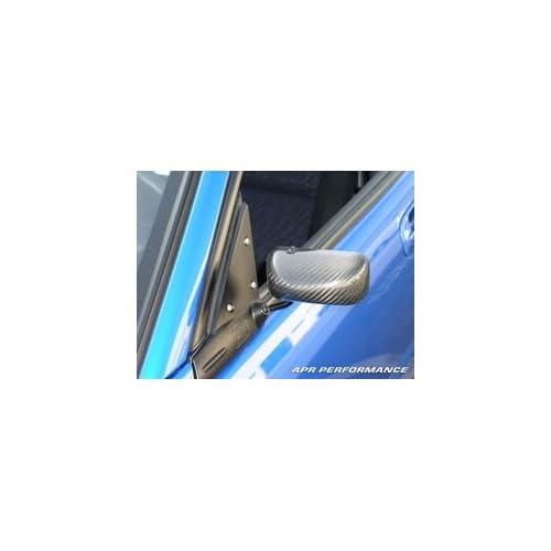 IPCW 1996-2000 Honda Civic Replacement Mirrors Manual 4 Door M3 Carbon Fiber Set