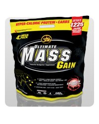 All Stars Ultimate Mass Gain 4000g Pulver Beutel Schoko