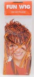 Orange Fun Wig