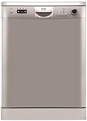 IFB Neptune DX Fully Electronic Dishwasher (12 Place Settings, Silver)