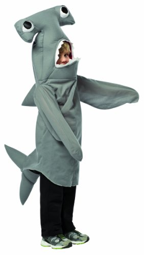 Rasta Imposta Hammerhead Shark Toddlers, Blue, 18-24 Months
