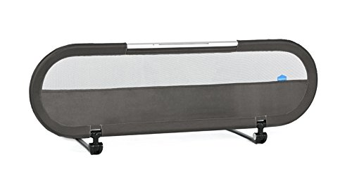 Purchase BabyHome Side Light Bed Rail - Grey