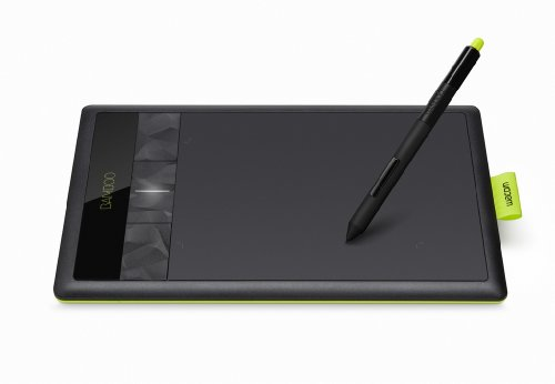 Wacom Bamboo Pen & Touch Graphics Tablet