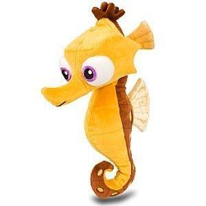 Amazon.com: Disney Finding Nemo Sheldon Mini Bean Bag ...