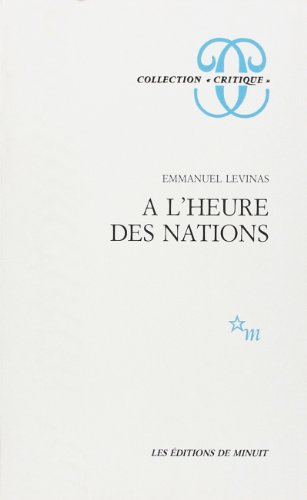 A l'heure des nations (Collection