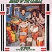 CONGOS - HEART OF THE CONGOS - 33T