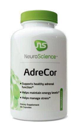 Adrecor By Neuroscience - 90 Capsules