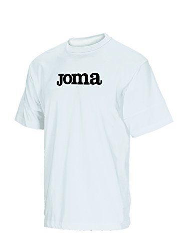 JOMA BASIC POLY-COTTON WHITE SHIRT (PACK 10 PCS) L
