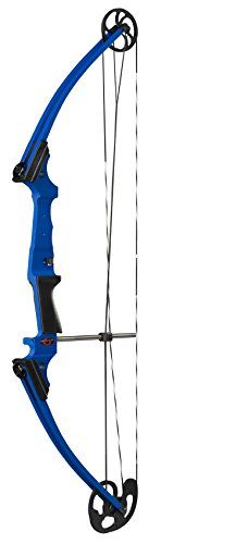 Genesis Original Bow - RH Blue (Archery Starter Kit compare prices)