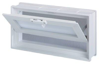 pittsburgh-corning-corp-16x8-blck-hopper-vent-110700-glass-block-by-pittsburgh-corning