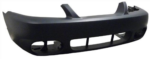 Ford Mustang 03-04 Bumper Cover Front W/Cobra Primed (Cobra Bumper Cover compare prices)
