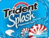 Trident Splash Peppermint Swirl 10 Packs