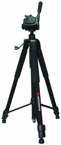 AGFA APTP72 Professional 72-Inch Photo/Video Tripod for Cameras and Camcorders
