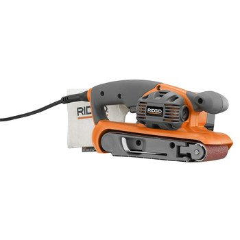Factory-Reconditioned Ridgid ZRR2740 6.5 Amp 3-in X 18-in Heavy Duty Variable Speed Belt Sander