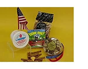 Deluxe Military Care Wisconsin Cheese Spread Gift Pack