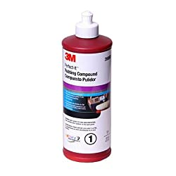 3M Perfect-It Rubbing Compound, 39060, 16 oz