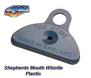 Amazon.com : Acme Shepherds Mouth Whistle -Plastic : Acme
