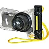 Ewa-Marine EM 2D-2M Underwater Housing for DSLR Cameras (Clear)