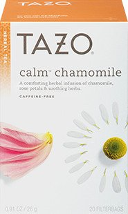 Tazo® Calm Tea, Filter Bags (24-Pc.) front-519418