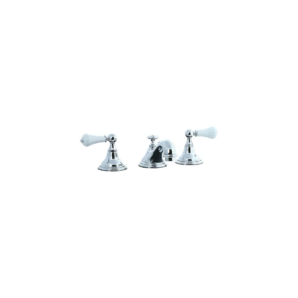 Cifial 246.156.625 Brookhaven Two-Handle Wall Mount Lavatory Faucet Polished Chrome