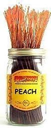 Peach - 100 Wildberry Incense Sticks